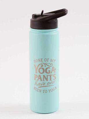 Yoga Pants Tumbler - A'Beautiful Soul