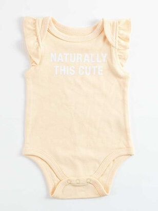 Tullabee Naturally This Cute Onesie - A'Beautiful Soul