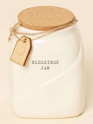 Ceramic Blessings Jar - A'Beautiful Soul