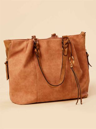 Two Tone Tote - A'Beautiful Soul