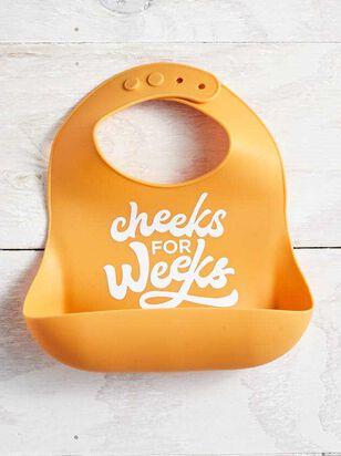 Tullabee Cheeks for Weeks Bib - A'Beautiful Soul