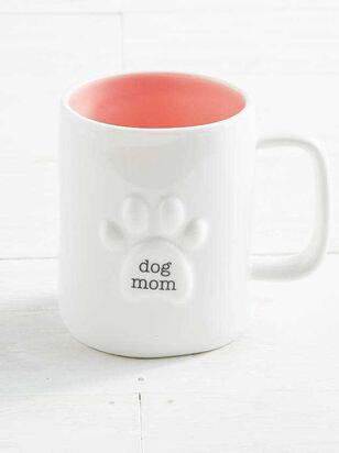 Dog Mom Paw Mug - A'Beautiful Soul
