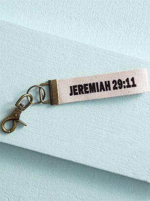Jeremiah 29:11 Keychain - A'Beautiful Soul