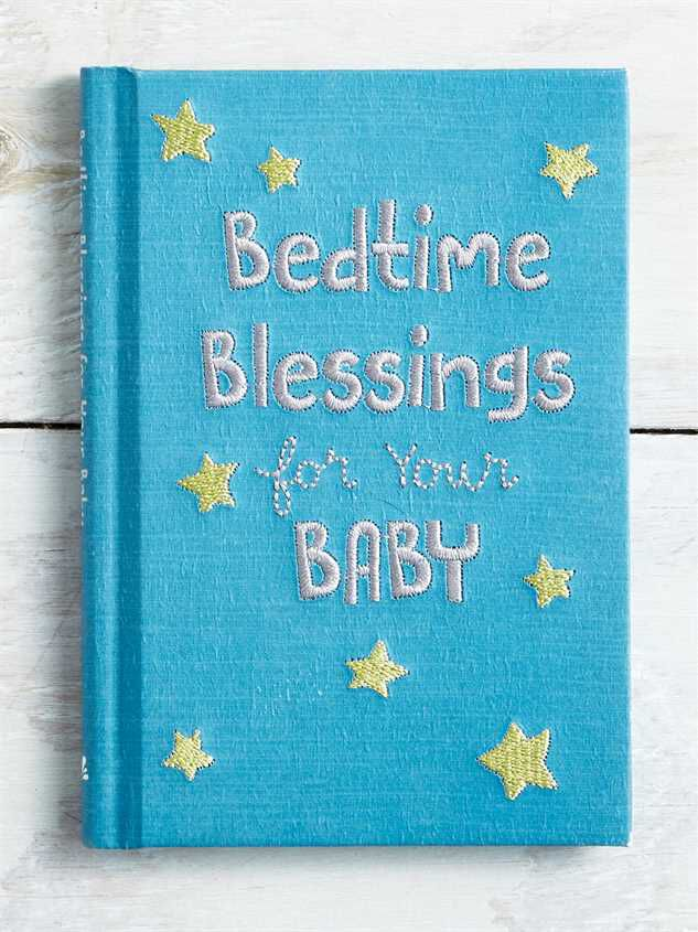 Tullabee Bedtime Blessings for Baby - A'Beautiful Soul