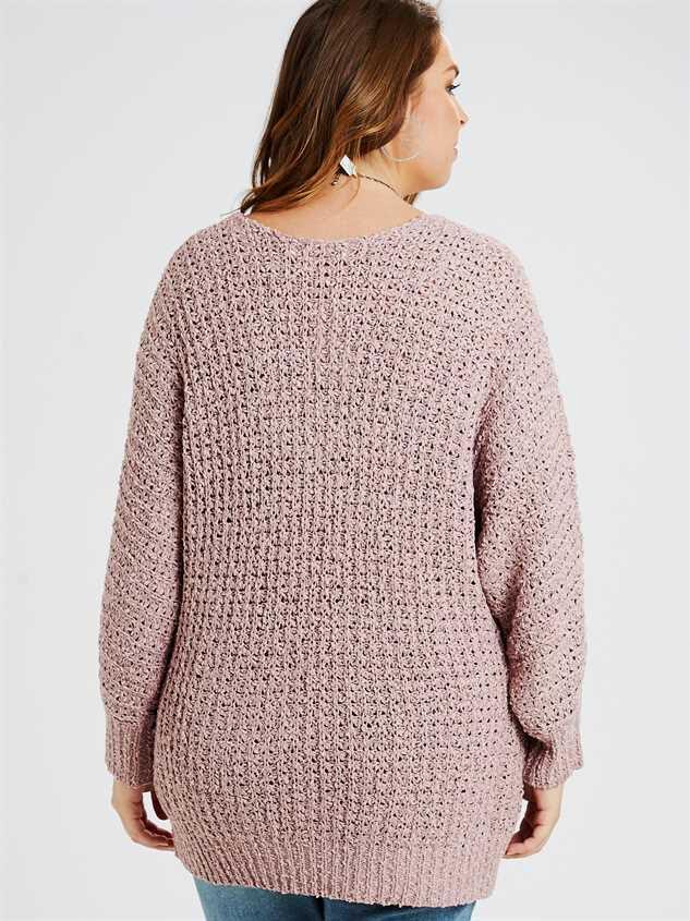Laguna Sweater Detail 3 - A'Beautiful Soul
