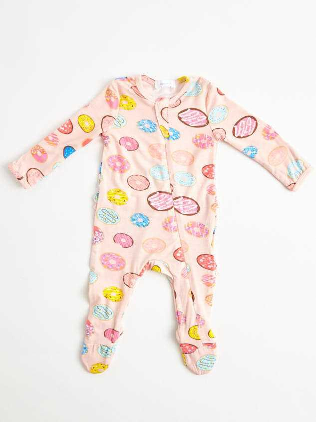 Tullabee Donut Onesie - A'Beautiful Soul