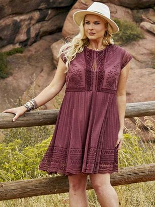 Corinne Dress - A'Beautiful Soul