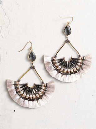 Wexa Tassel Earrings - A'Beautiful Soul