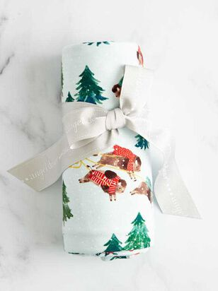 Winter Bison Swaddle Blanket - A'Beautiful Soul