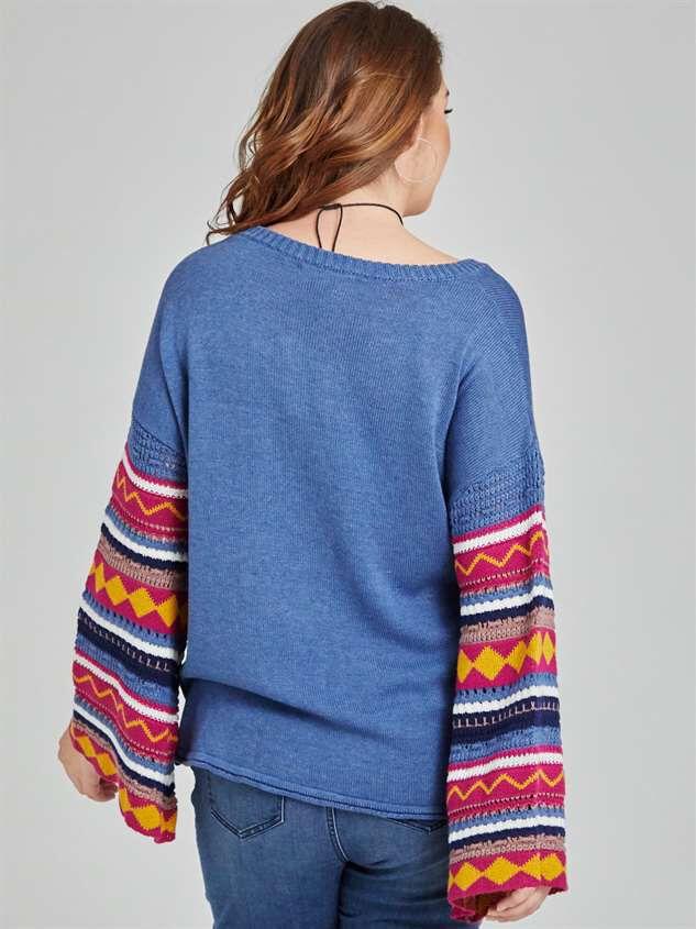 Killian Sweater Detail 4 - A'Beautiful Soul