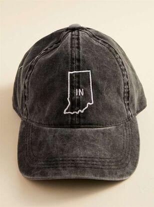 Indiana Baseball Hat - A'Beautiful Soul