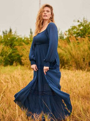 Chloe Maxi Dress - A'Beautiful Soul