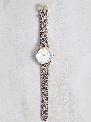 Leopard Watch - A'Beautiful Soul