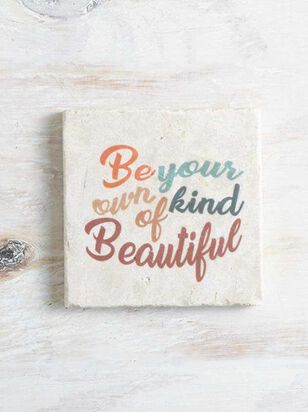 Own Kind of Beautiful Coaster - A'Beautiful Soul