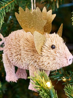Angel Pig Ornament - A'Beautiful Soul