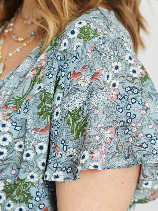 Iris Dress Detail 4 - A'Beautiful Soul