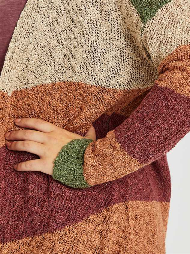 Tori Cardigan Sweater Detail 4 - A'Beautiful Soul