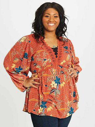 Cypress Tunic Top - A'Beautiful Soul