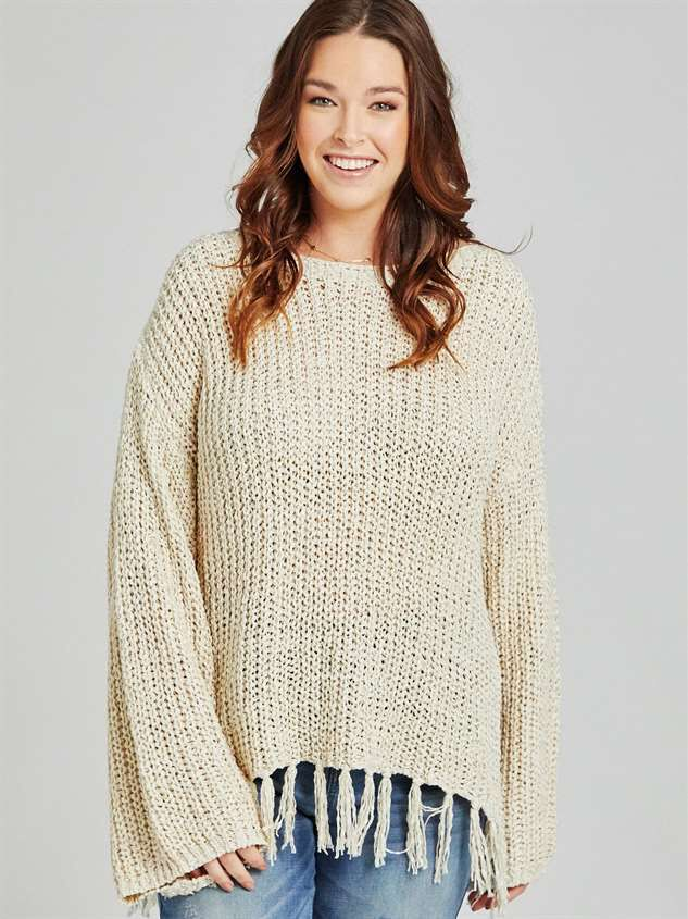 Sterchi Sweater Detail 2 - A'Beautiful Soul