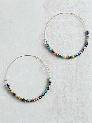 Barcelona Earrings - A'Beautiful Soul