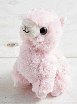 Tullabee Pink Llama Warmie - A'Beautiful Soul