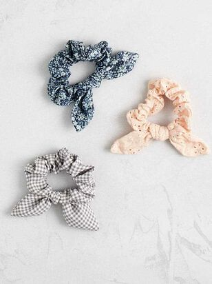 Colette Scrunchy Set - A'Beautiful Soul