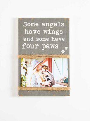 Some Angels Have Wings Frame - A'Beautiful Soul