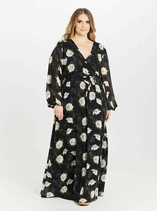 Nessie Maxi Dress - A'Beautiful Soul