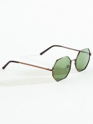 Baldwin Octagonal Sunglasses - A'Beautiful Soul