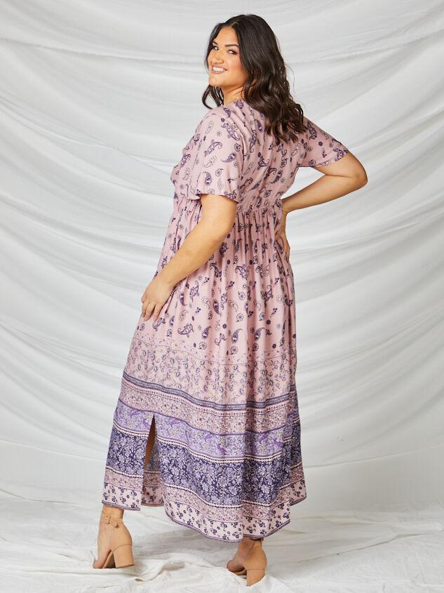 Tish Maxi Dress Detail 3 - A'Beautiful Soul