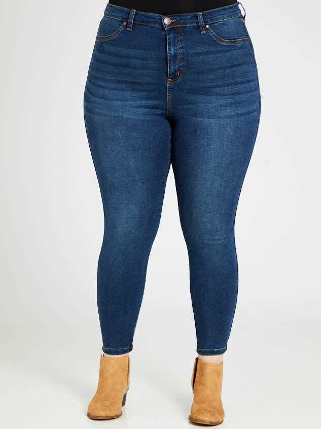Eveleigh Jeans Detail 3 - A'Beautiful Soul