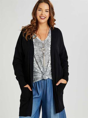 Mulberry Cardigan Sweater - A'Beautiful Soul