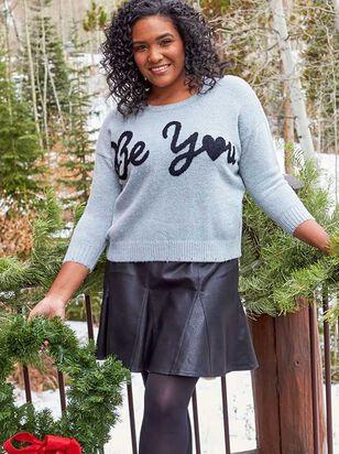 Be You Sweater - A'Beautiful Soul