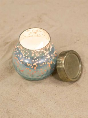Sanctuary Candle Orb - Azure - A'Beautiful Soul