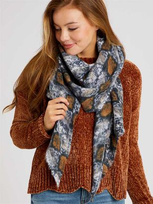 Snakeskin Scarf - A'Beautiful Soul