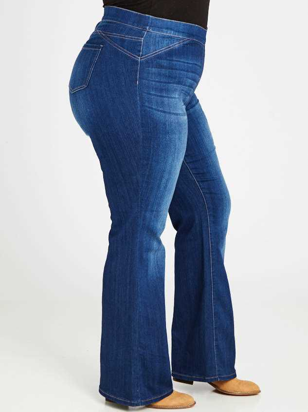 Luttrell Flare Pants Detail 3 - A'Beautiful Soul