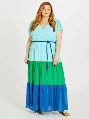 Maeve Maxi Dress - A'Beautiful Soul