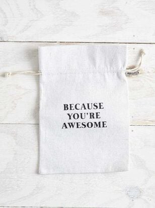 Because You're Awesome Gift Bag - A'Beautiful Soul