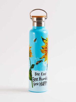 Bee Kind Water Bottle - A'Beautiful Soul