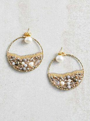 Della Earrings - A'Beautiful Soul