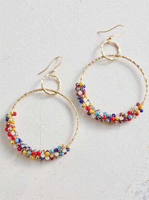 Marrakesh Earrings - A'Beautiful Soul