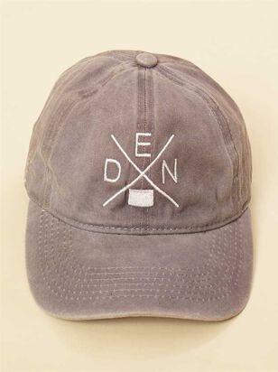 Across Denver Distressed Baseball Hat - A'Beautiful Soul
