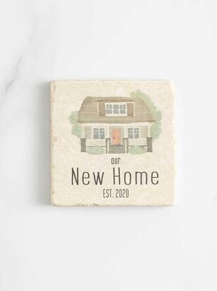 New Home Coaster - A'Beautiful Soul