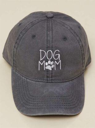 Dog Mom Paw Baseball Hat - A'Beautiful Soul
