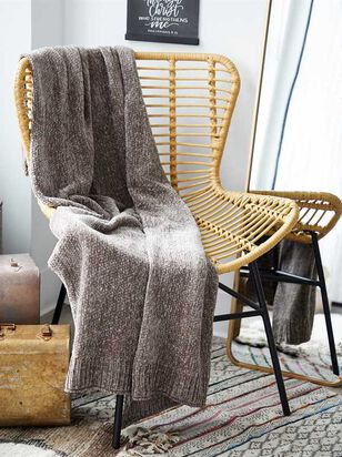 Cozy Chenille Blanket - A'Beautiful Soul