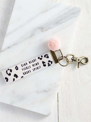 Kind Heart Keychain - A'Beautiful Soul