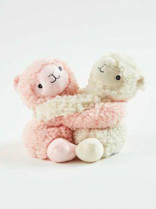 Tullabee Llama Hugs Warmie - A'Beautiful Soul