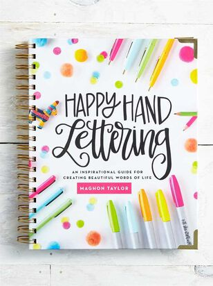 Happy Hand Lettering - A'Beautiful Soul