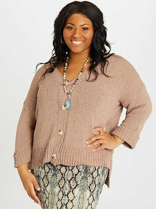 Kylar Cardigan Sweater - A'Beautiful Soul