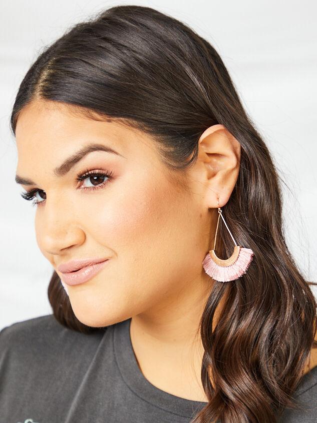 Lian Earrings Detail 3 - A'Beautiful Soul